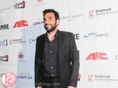 Edoardo Leo at italian contemporary film festival 2015 closing party