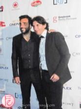 Edoardo Leo and Cristiano de Florentiis