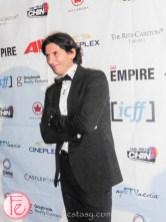 Cristiano de Florentiis at icff 2015 closing party