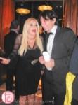 Lady Monica Bacardi and Cristiano de Florentiis italian contemporary film festival icff 2015 closing party