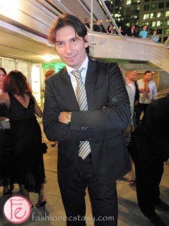 Cristiano de Florentiis icff 2015 opening party