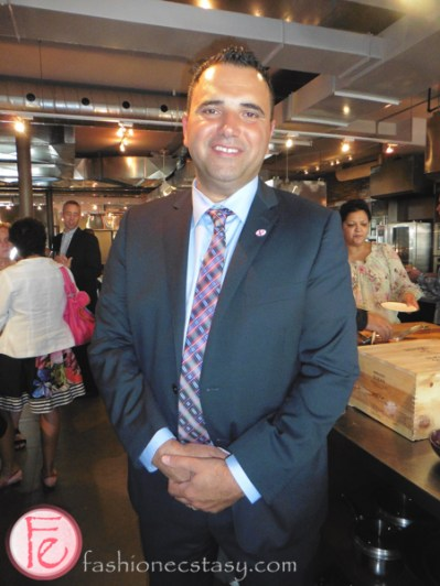 Anthony Miceli kitchenaid cook for the cure culinary showdown 2015