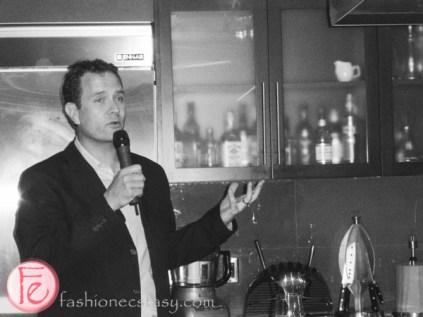 Chef Corbin Tomaszeski kitchenaid cook for the cure culinary showdown 2015