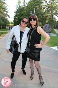 jeanne beker with friend penny at moonlight gala 2015 mcmichael