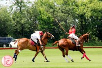 polo match at polo for heart 2015