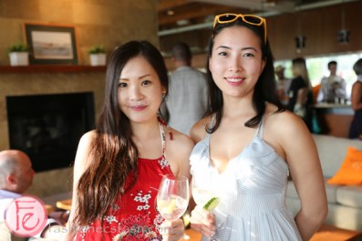 tanya hsu skye ha veuve clicquot rich launch toronto