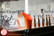 veuve clicquot rich launch toronto
