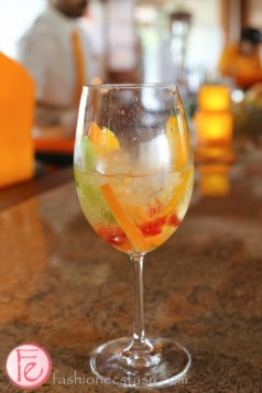 veuve clicquot rich with peppers