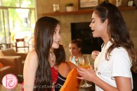 tanya hsu and mira singh veuve clicquot rich champagne launch toronto
