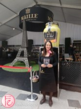 Bastille Day with Maille Mustard at Maille Bistro