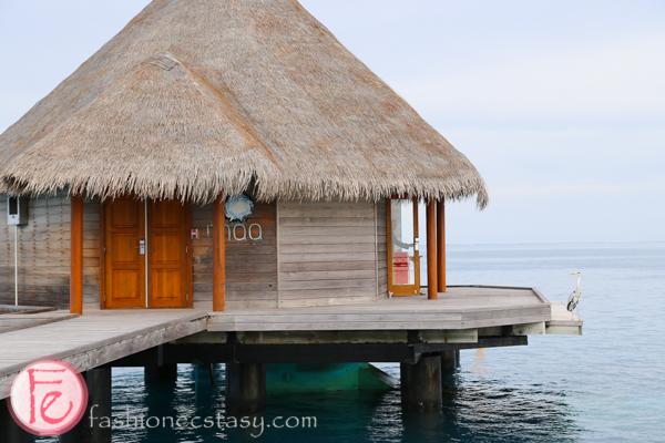 Conrad Maldives It马尔代夫康莱德ITHAA餐厅
