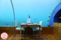 馬爾代夫希爾頓餐廳