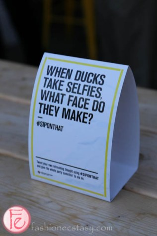 when ducks take selfies what face do they make
