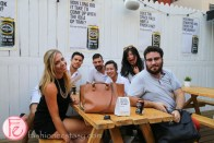 jeremiah weed spiked iced tea toronto launch on mascot brewery patio