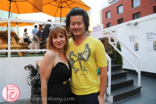 sari colt danny tseng jeremiah weed spiked iced tea toronto launch