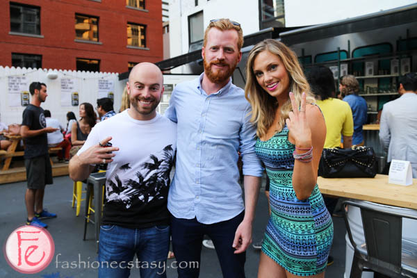 jeremiah weed spiked iced tea toronto launch