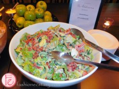 salad the addisons residence toronto opening