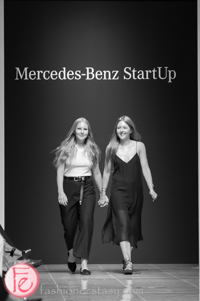beaufille designers mercedes benz start up fashion show