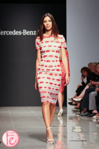 mercedes benz start up fashion show narces