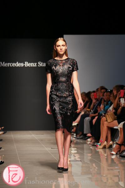 narces mercedes benz start up fashion show