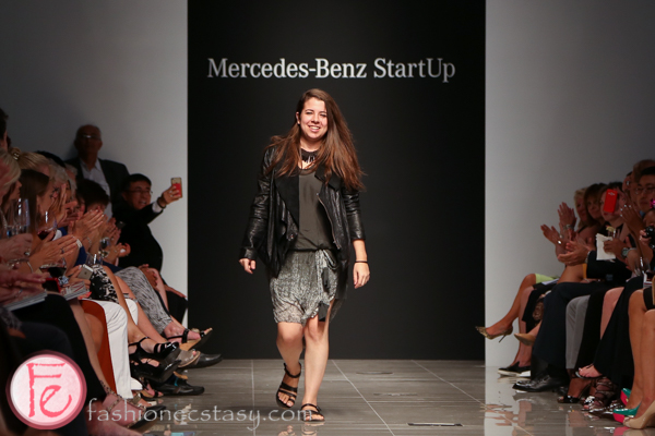 laura seigel mercedes benz start up semi final show