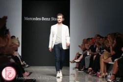 Matthew Gallagher mercedes benz start up semi final show