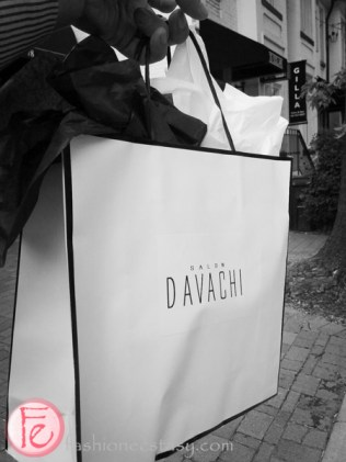 salon davichi goodie bag