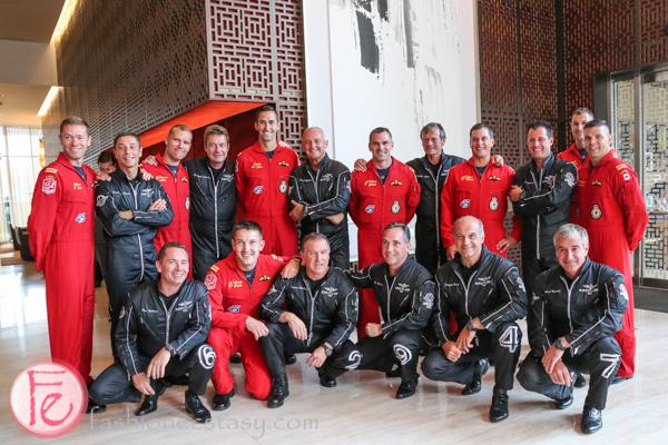 Birks X Chronomat 44 Breitling Jet Team American Tour