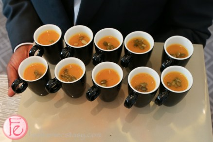 squash soup dine magazine 10th issue launch