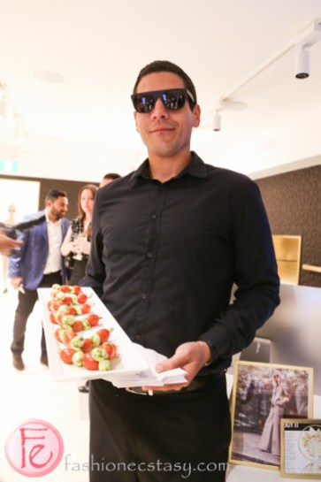 holly eyewear launch party yorkville