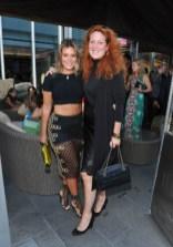 Jenna Bitove and Mary Symons
