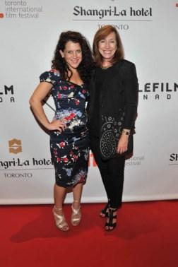 Jennifer DeLia and Helen Burstyn