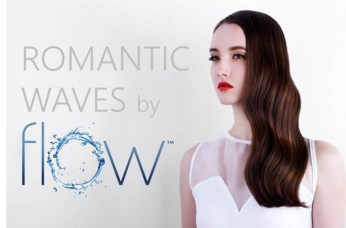 Romantic Waves by flow