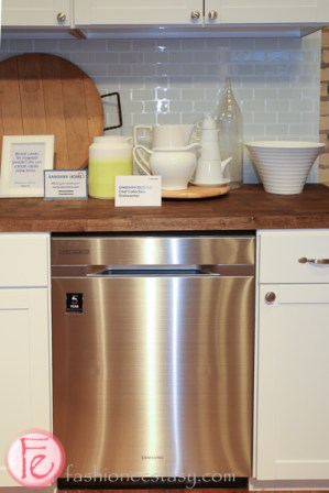 samsung chef collection dishwasher
