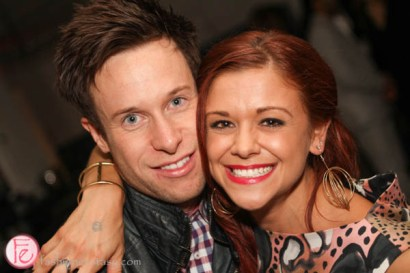 Jake Raymond The cff dgc Canada Party at tiff 2015