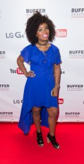 akilah hughes at bufferfest 2015