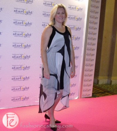 Alessia Cohle Starlight Children's Foundation Canada Tea and Tiaras 2015