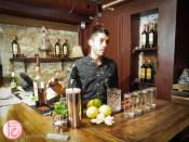 Mattheui Rajchman maestro lucano cocktail competition
