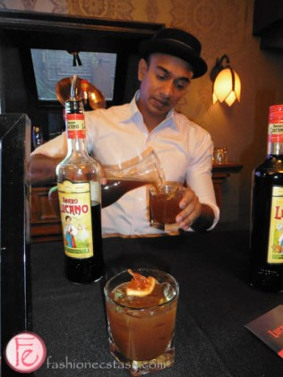 maestro lucano cocktail competition