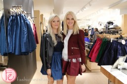 Lauren and Mariel Armstrong partyskirts