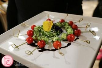 tomato bocconcini skewers