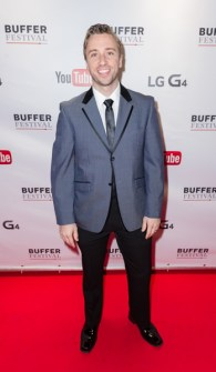 Peter Hollens at youtube bufferfest 2015
