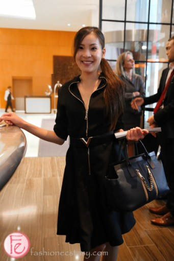 tanya hsu wearing louis vuitton