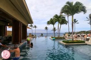 """四季渡假大飯店成人「無邊際泳池」(Serenity Pool) (Four Seasons Maui """"serenity infinity pool"""")"""
