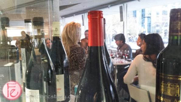 wines at toronto luxury chocolate show 2015