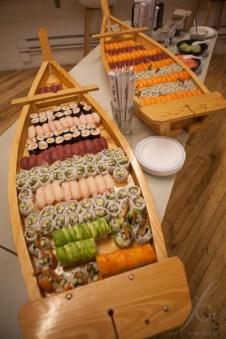 sushi boat fgi fashion group international ss16 trend forecast event Haute & Happening