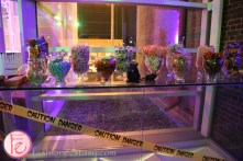 sweets station hush hush party in the library 2015
