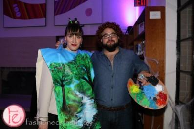 hush hush halloween party 2015 toronto public library