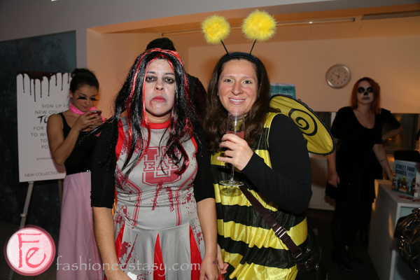 hush hush halloween party 2015 toronto public library