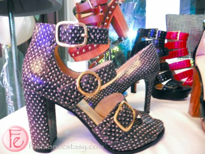 nine west polka dot shoes spring 2016 preview